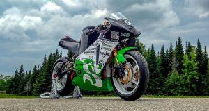 EMUS moto électrique