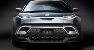 Fisker All Electric SUV