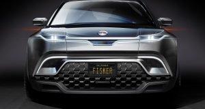 Fisker All Electric SUV
