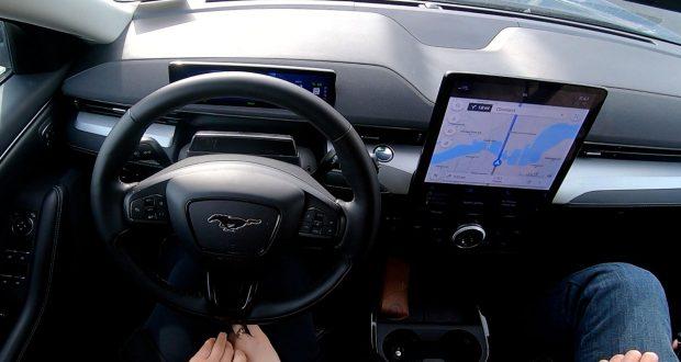 Système BlueCruise de Ford
