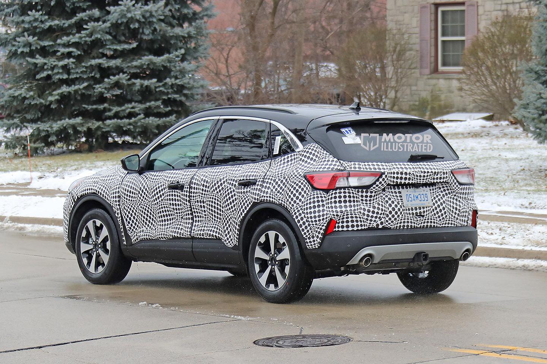 Ford Escape hybride 2020