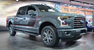 Ford F-150 2018 diesel
