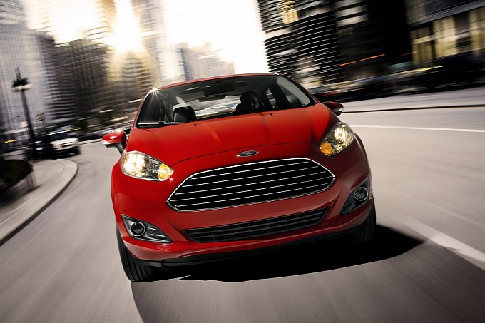 Consommation d'essence Ford