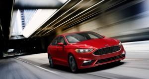 Ford Fusion 2017 Détroit (4)