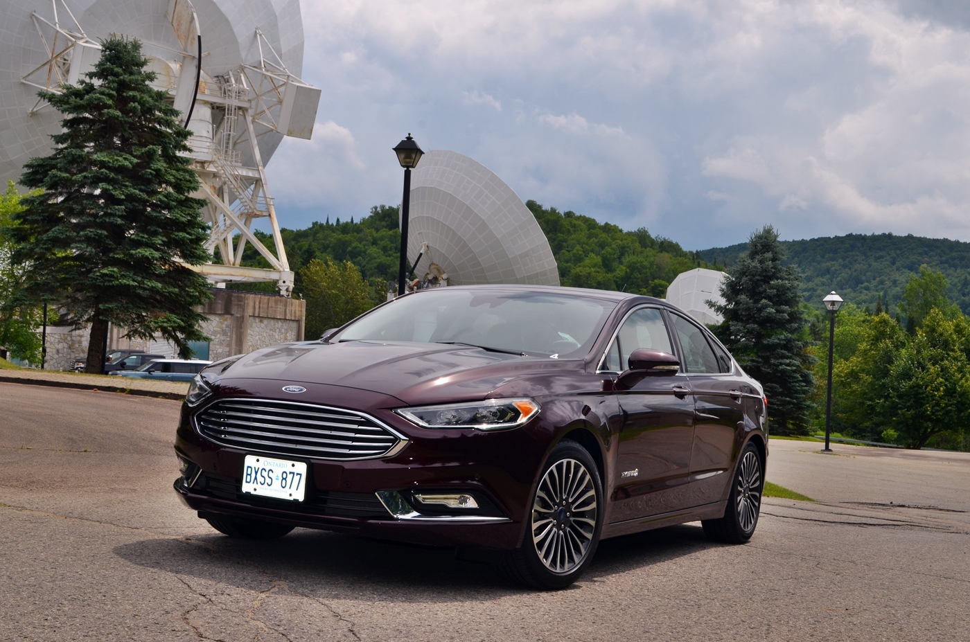 Ford Fusion 20170