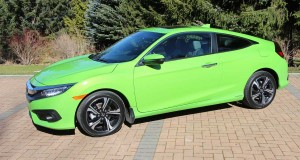 Essai Honda Civic Coupe 2016