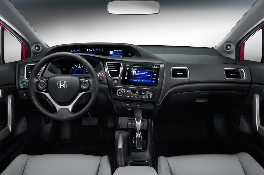 Honda Civic Coupe 2014 14