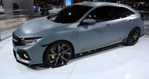 Honda Civic Hatchback (9)