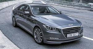 Hyundai Genesis V6 biturbo