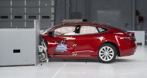 Sécurité Tesla Model S