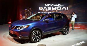 Nissan Qashqai prix