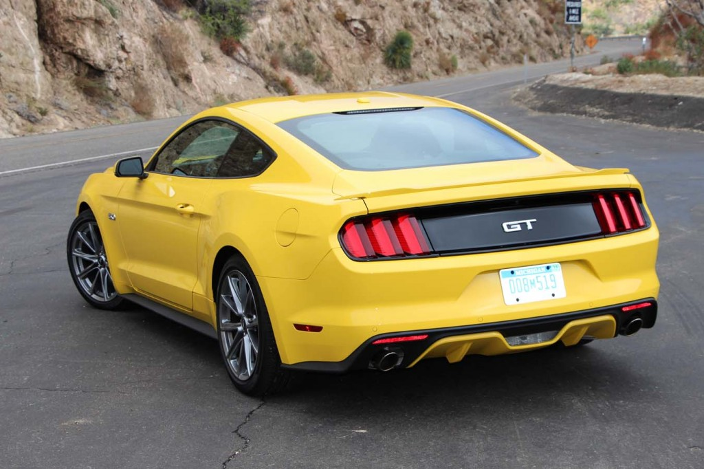 Ford Mustang GT 2015 2