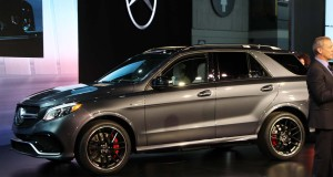 Mercedes-Benz GLE New York