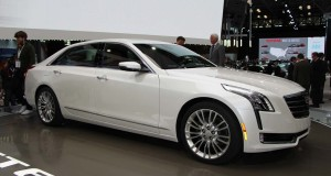Cadillac CT6 New York