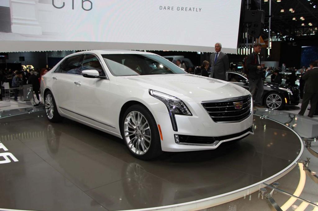 Cadillac CT6 Hybride