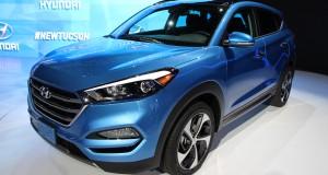 Hyundai Tucson 2016 New York