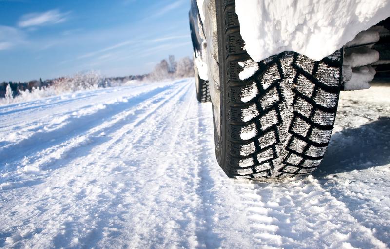 Cinq meilleurs pneus d'hiver