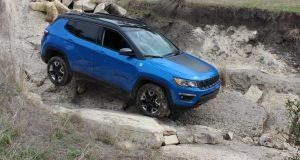 Premier essai routier Jeep Compass 2017