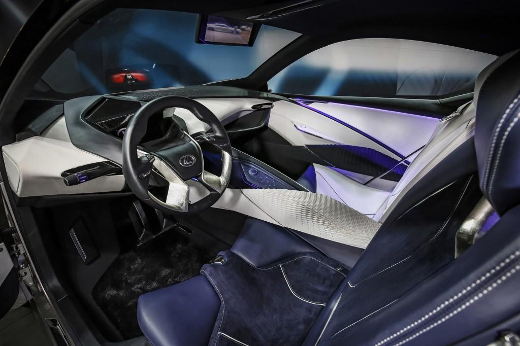 Lexus LF-SA 5