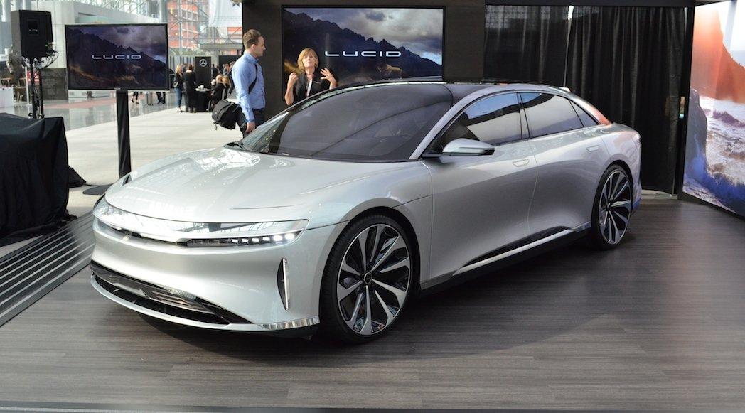 Lucid Motors Air Concept 2016