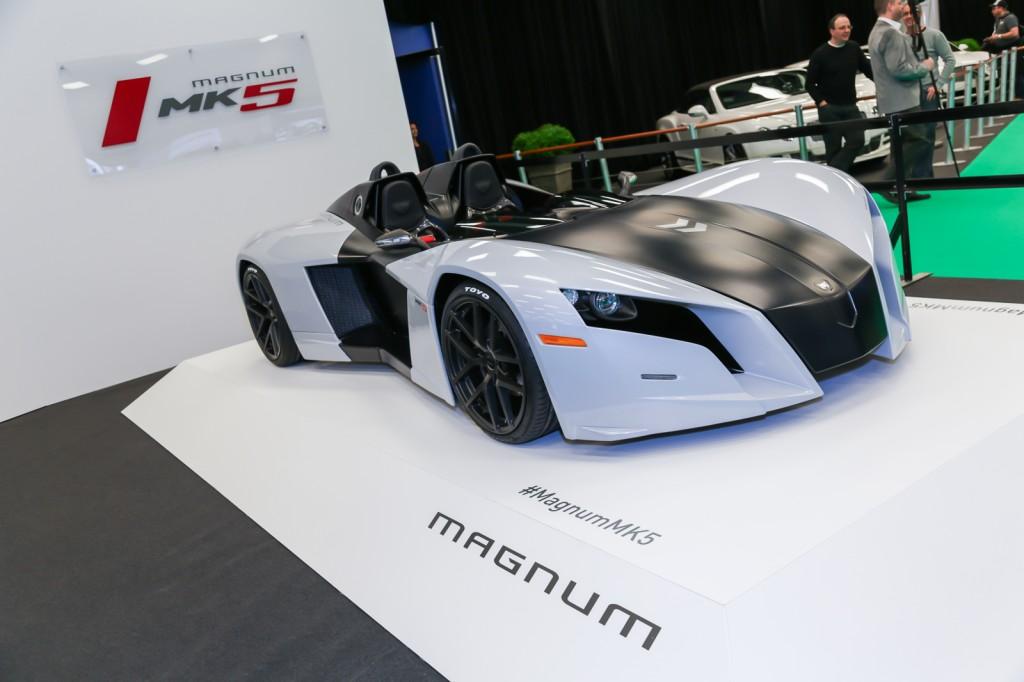 Magnum MK-5 2015-19