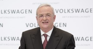 Le PDG de Volkswagen Martin Winterkorn démissionne