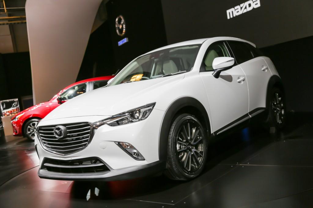 Mazda CX-3 2015-8