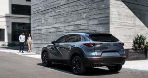 Mazda CX-30 Turbo 2021 prix