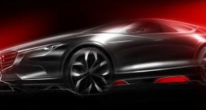 Mazda KOERU multisegment concept