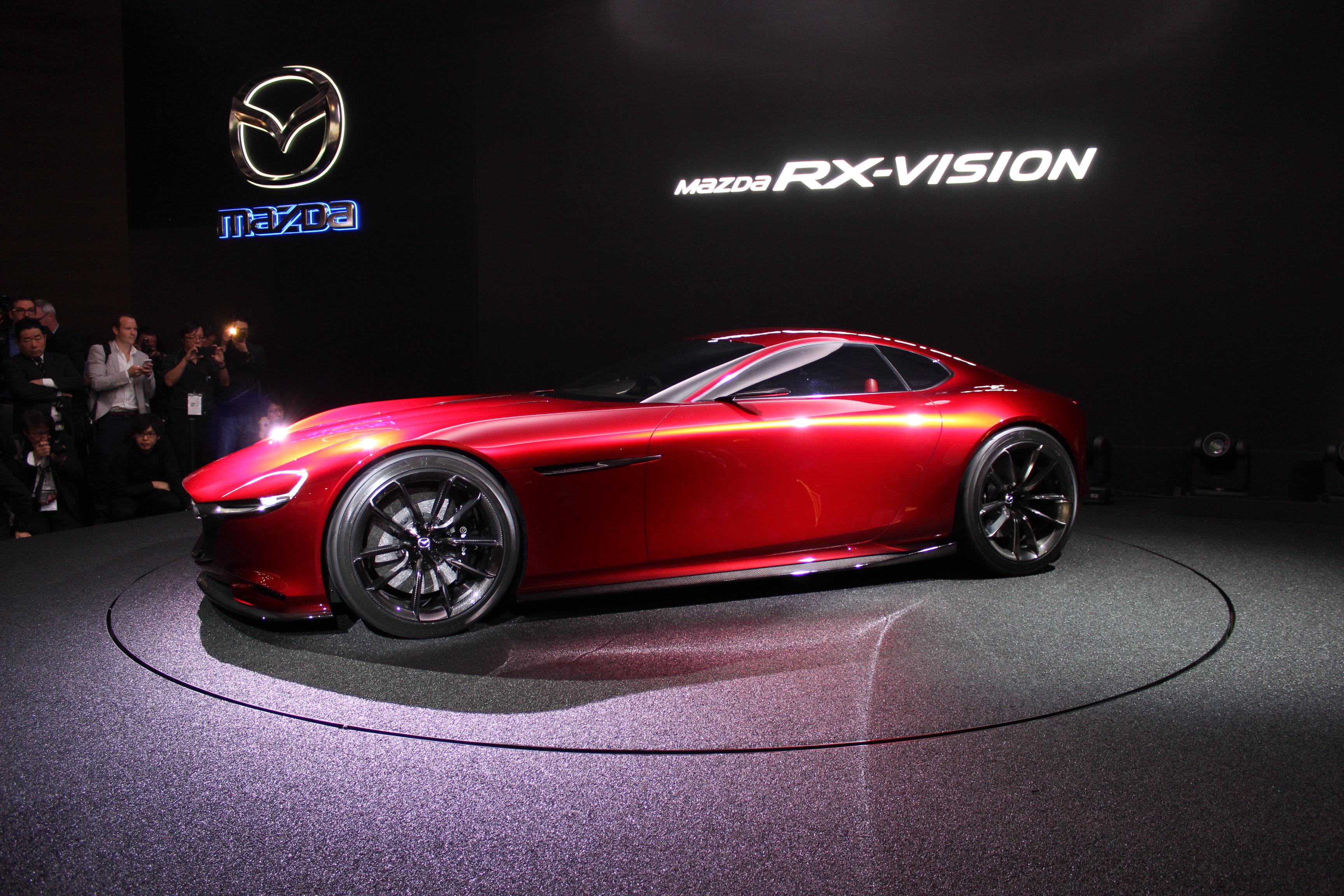 Mazda RX-9 2020