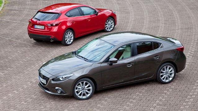 Mazda3 2014 berline 1