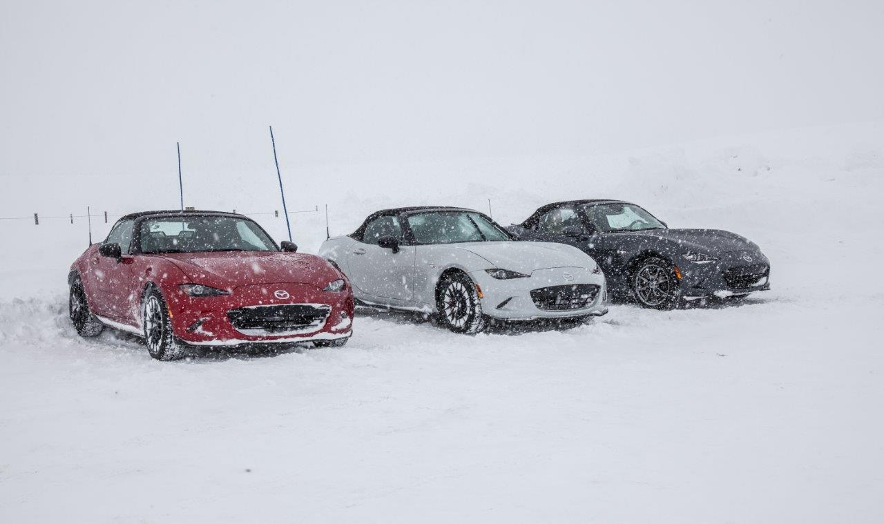 Mazda traction intégrale