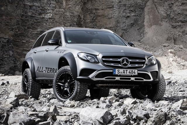 Mercedes-Benz Classe E All-Terrain 4x42
