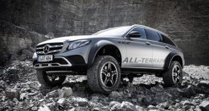 Mercedes-Benz Classe E All-Terrain 4x42