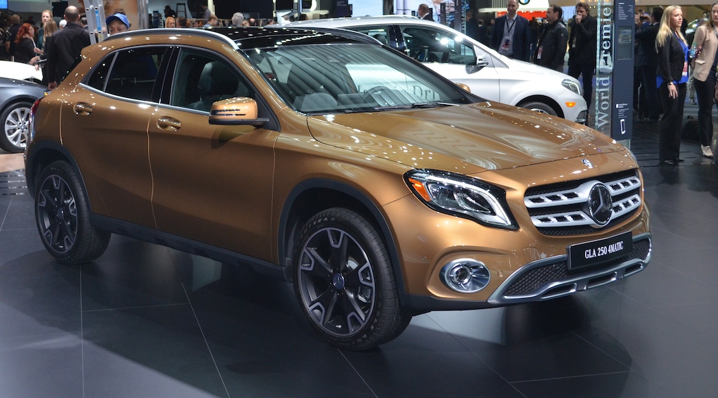 Mercedes-Benz Classe GLA 2018