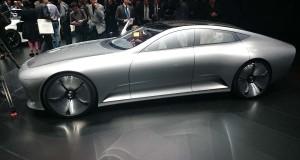 Mercedes-Benz Concept IAA Francfort