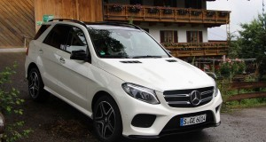 Mercedes-Benz GLE 2016 350d