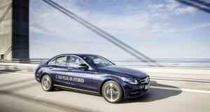 Mercedes-Benz hybride enfichable