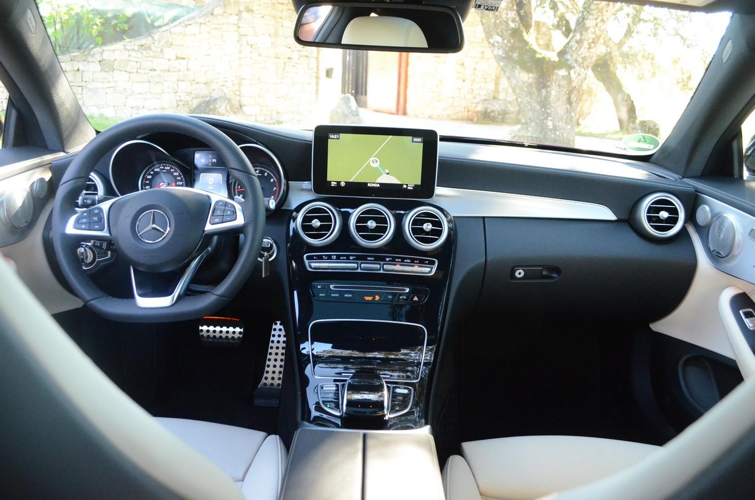 Mercedes C300 2017 22