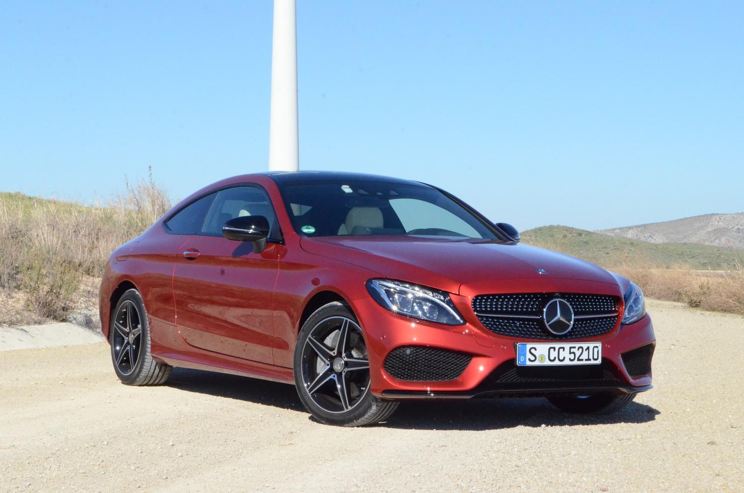 Mercedes C300 2017 5