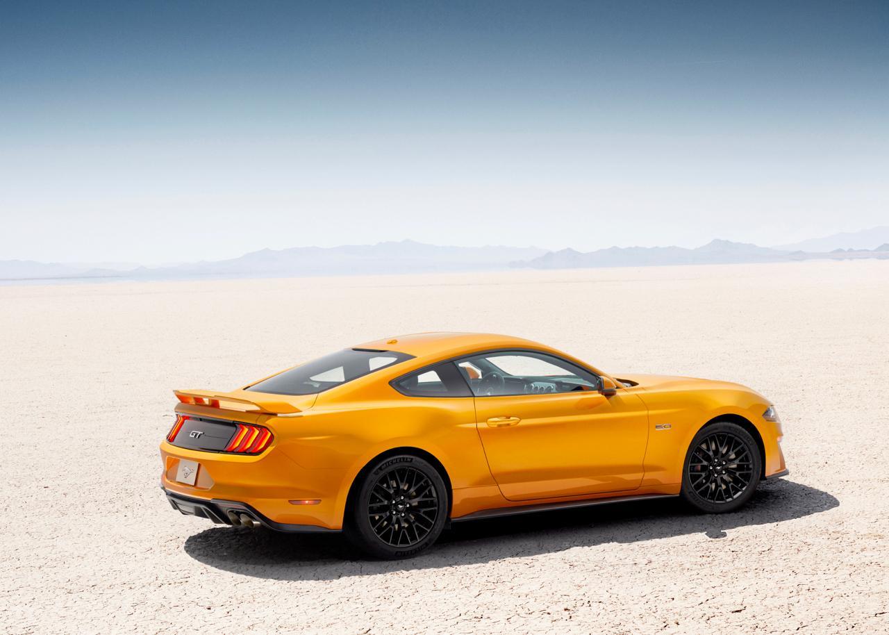 Ford Mustang Hybrid