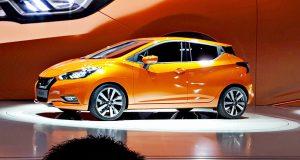 Nissan Micra Paris
