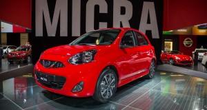 Voiture pour étudiant Nissan Micra