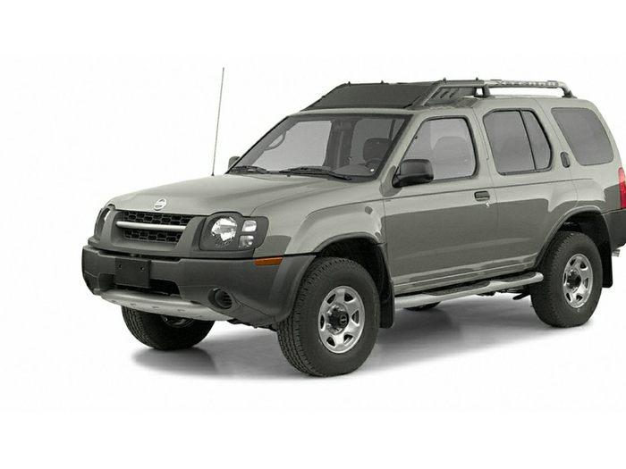 Nissan Xterra 2003