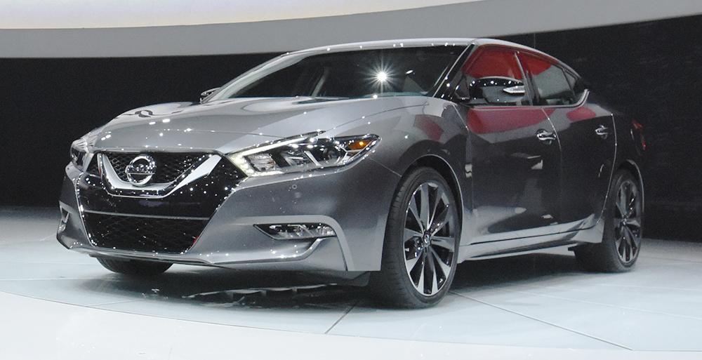 Nissan Maxima 2016 New York