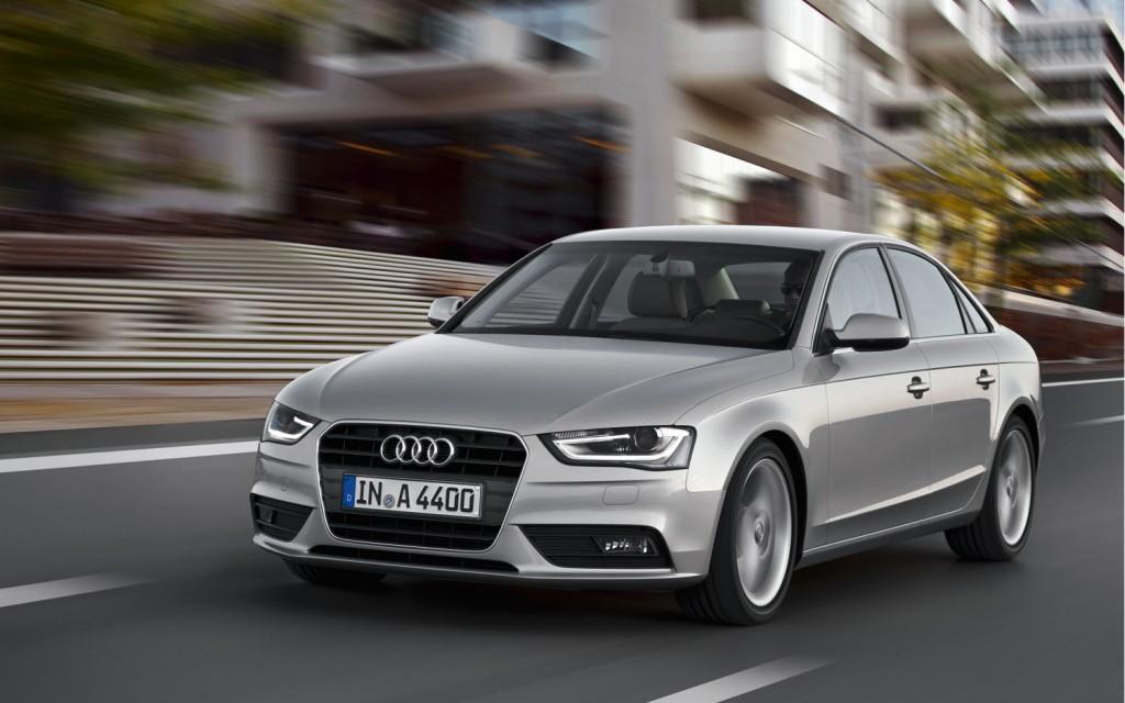 Nouveau moteur Audi