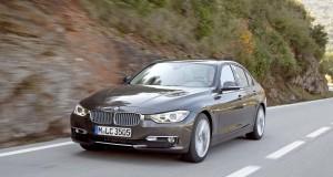 BMW 320 xdrive 2014 essai routier