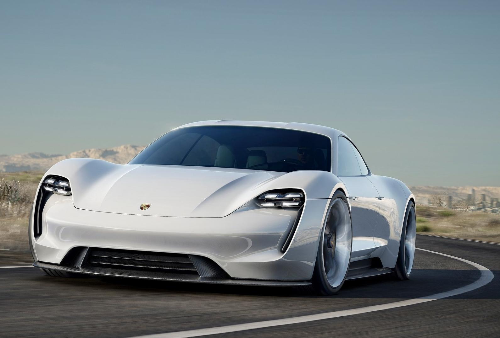 Porsche voiture électrique