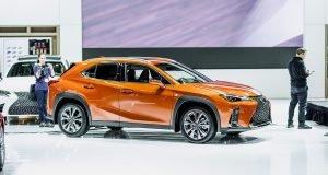 2019 Lexus UX250h
