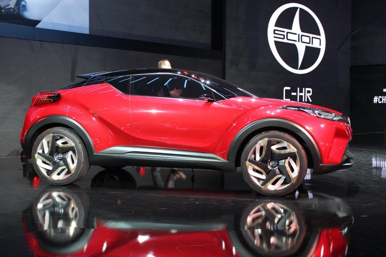 Scion C-HR Concept (11)